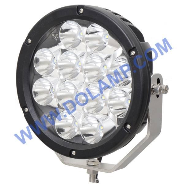 "9"" 120W CREE LED Driving Lamp LED Work Light LED Off Road Light"