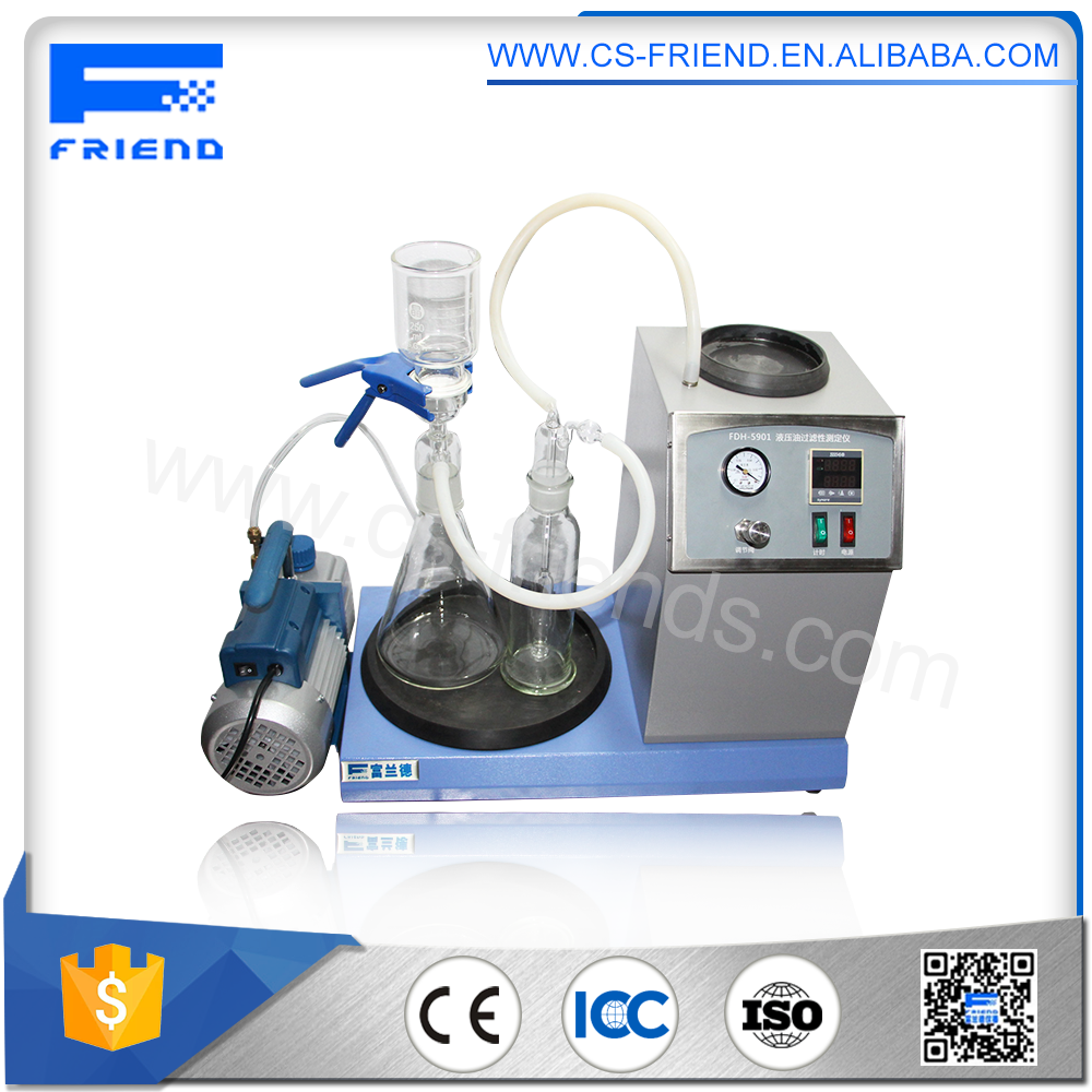 FDH-5901 Hydraulic oil filterability tester
