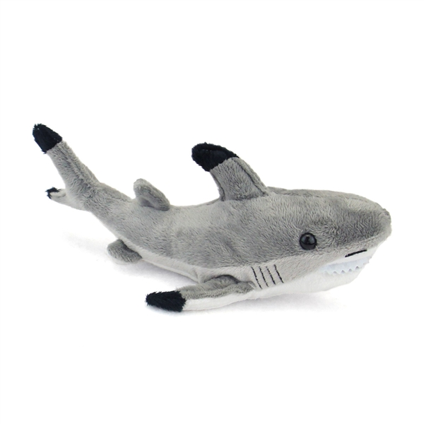 Good Quantity Stuffed Shark Customized from ToysKings Factory