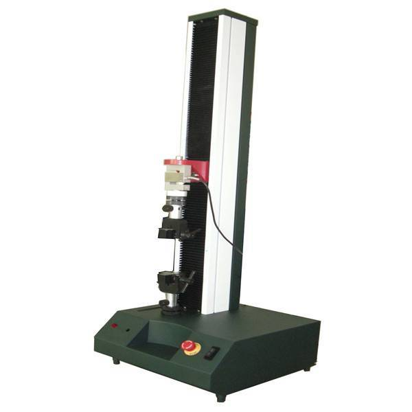 Computer controlled fabric tensile strength tester