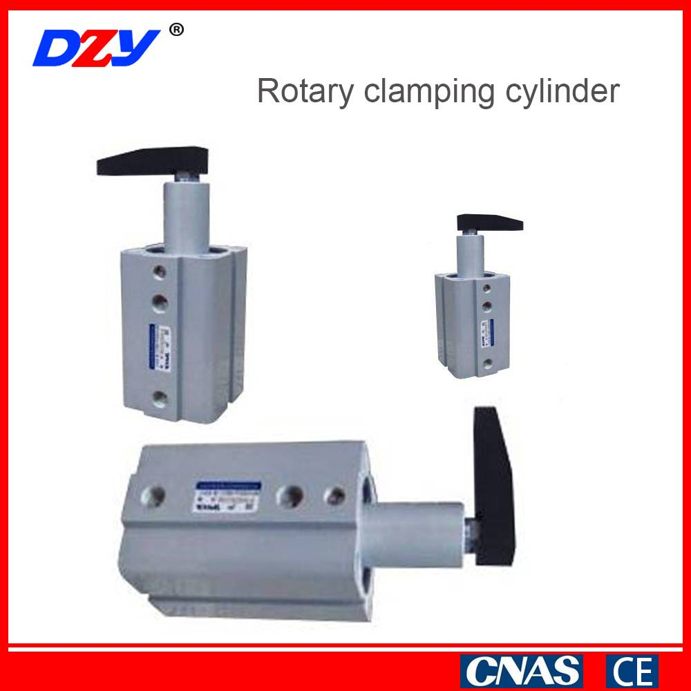 High quality excellent price QGCJJ rotational clamping cylinder