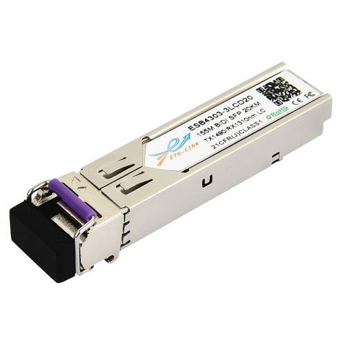 155M SM 20KM BIDI SFP Transceiver