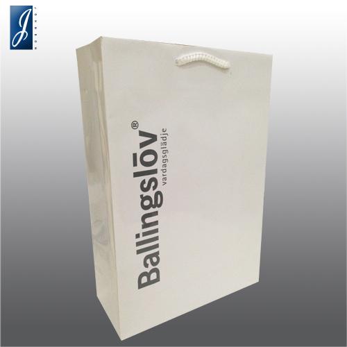 Customized medium promotional bag for BALLINGSLOV