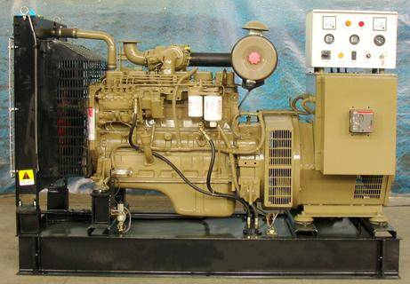50HZ 400V Cummins 50 kw diesel generator