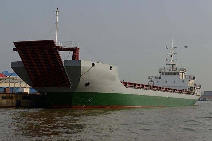 Barge, self -propelled Barge 288 FT 2850 DWT ,2014, Ref C4106