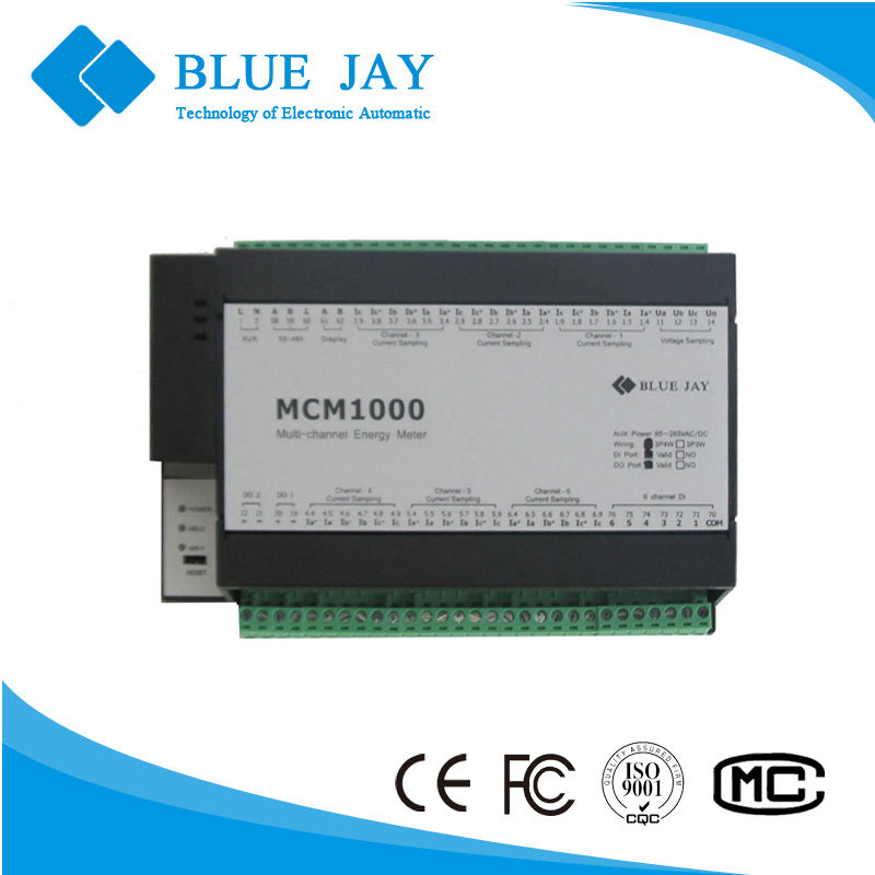 MCM1000 Multi-channel Power Monitor