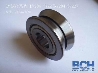 LV20/8ZZ Track Roller Bearing