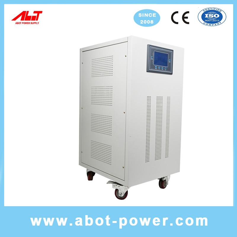 ABOT For Telecommunication Tower Static 400V Static Voltage Stabilizer Regulator AVR