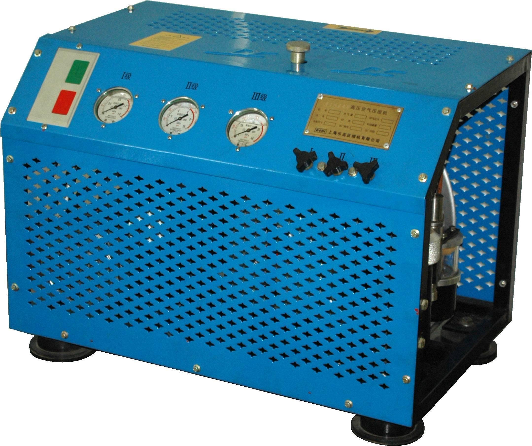 200bar breathing air compressor(LYV100)