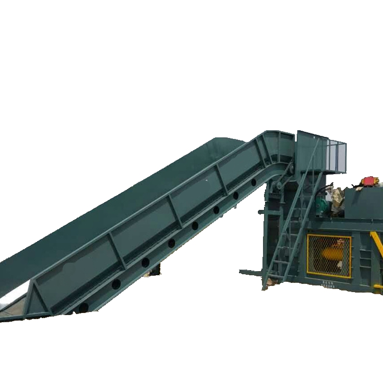 JH-1250 factory price good quality paper hydraulic compactor baler