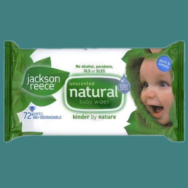 wet wipes for baby care