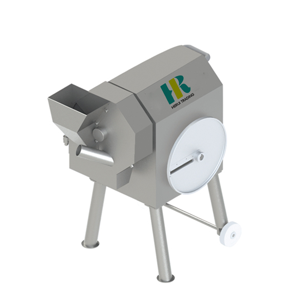 vegetable cutting machine for potato and carrot