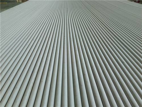 TP410S stainless steel seamless pipes