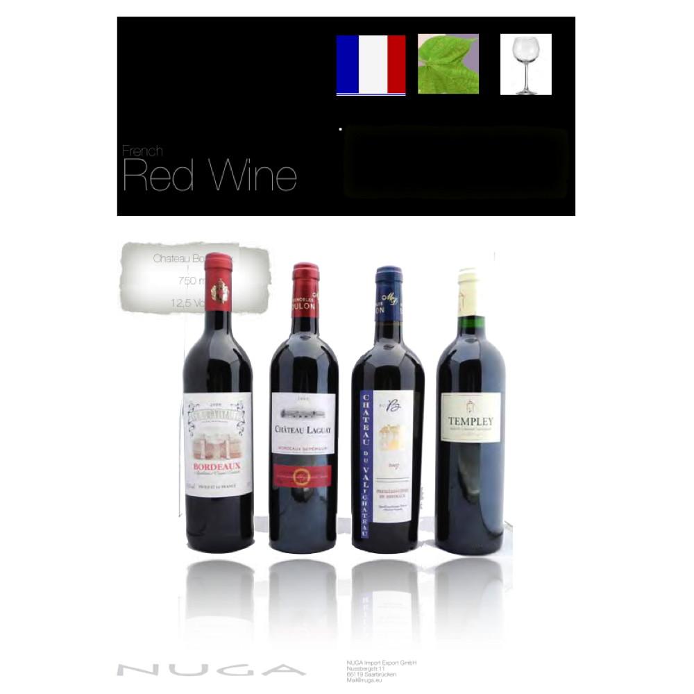 Spanish Red wines - 750 ml bottles