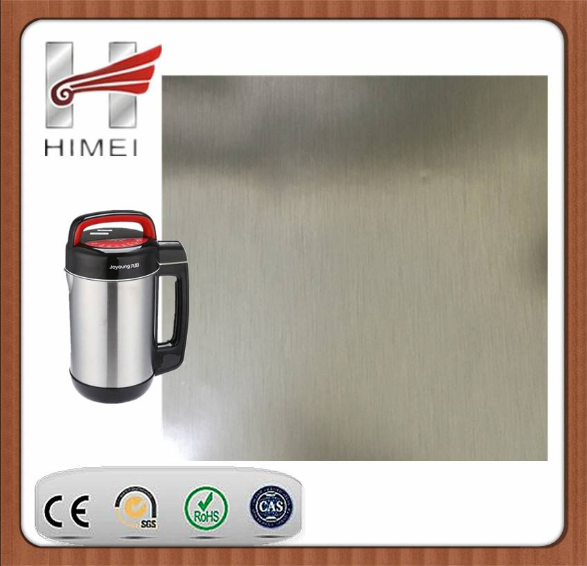 PVC film laminating sheet for soybean milk machine