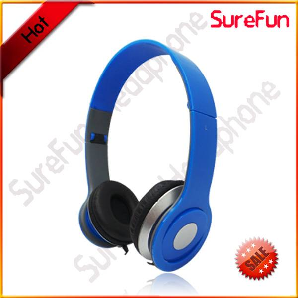 Colorful fashion style good quality wholesale headphones