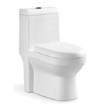 strap 250mm sanitary ware floor mounted one piece wc ceramic toilet