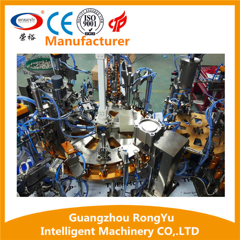 LED bulb assembly line equipment machines