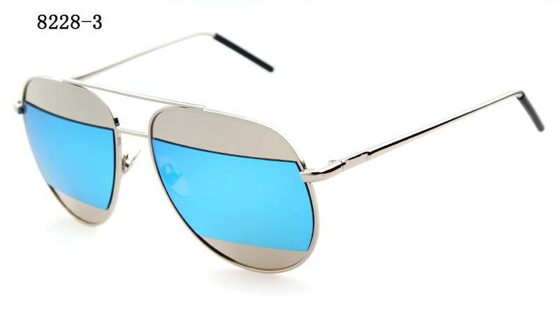 Metal Framed Shades Trendy Extra Large Mens Oversize Sun Glasses Polarized lenses Aviator Sunglasses
