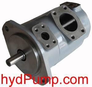 Tokimec SQP hydraulic single and double vane pump