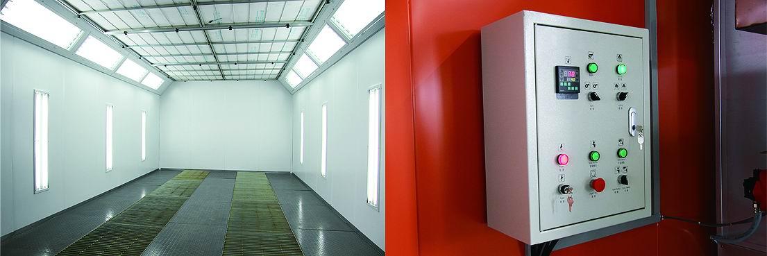 spray booth(CSA,ETL,CE,ISO,SONCAP),zd-c800