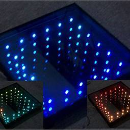 3D effect LED dance floor tiles/led ground lights / led lighting floor / funky floor(CLF-3D)