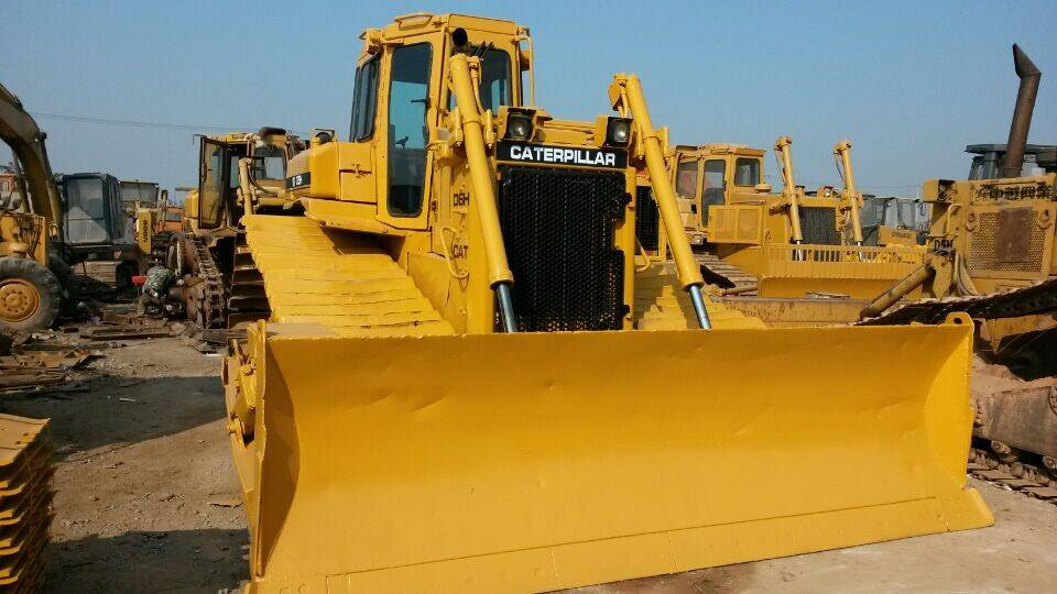 used caterpiller D6H bulldozer,used CAT dozer for sale