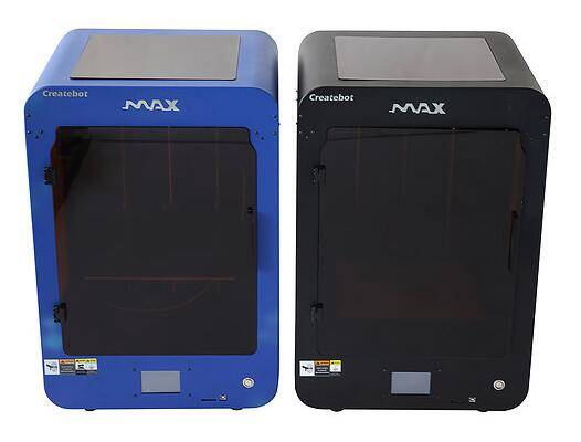 Createbot Max large build size 3d printer with touch screen manufacture
