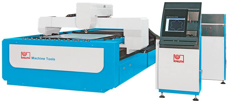 Laserjet Cutting Machine