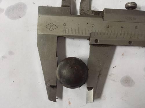 20mm grinding media  ball for mine