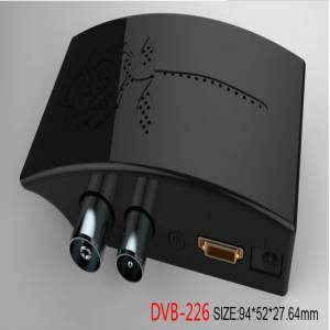 Hot sale hd mini dvb-t2 mst 7T01 tv receiver