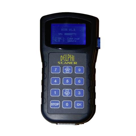 Delphi scanner tool