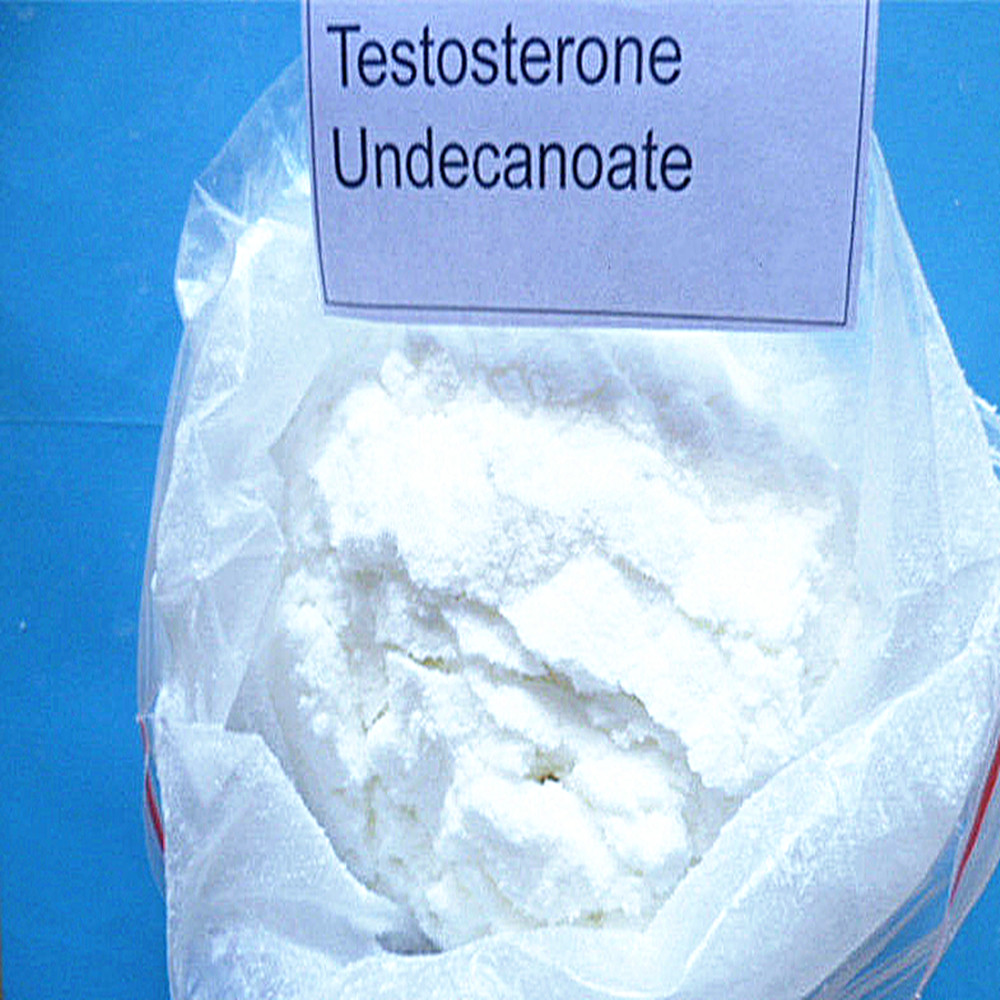 Male Hormone Testosterone undecanoate CAS NO.: 5949-44-0