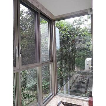 60S aluminium sliding window