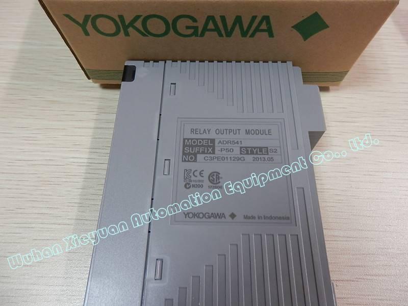 YOKOGAWA  Analog I/O Module AAI841-H00