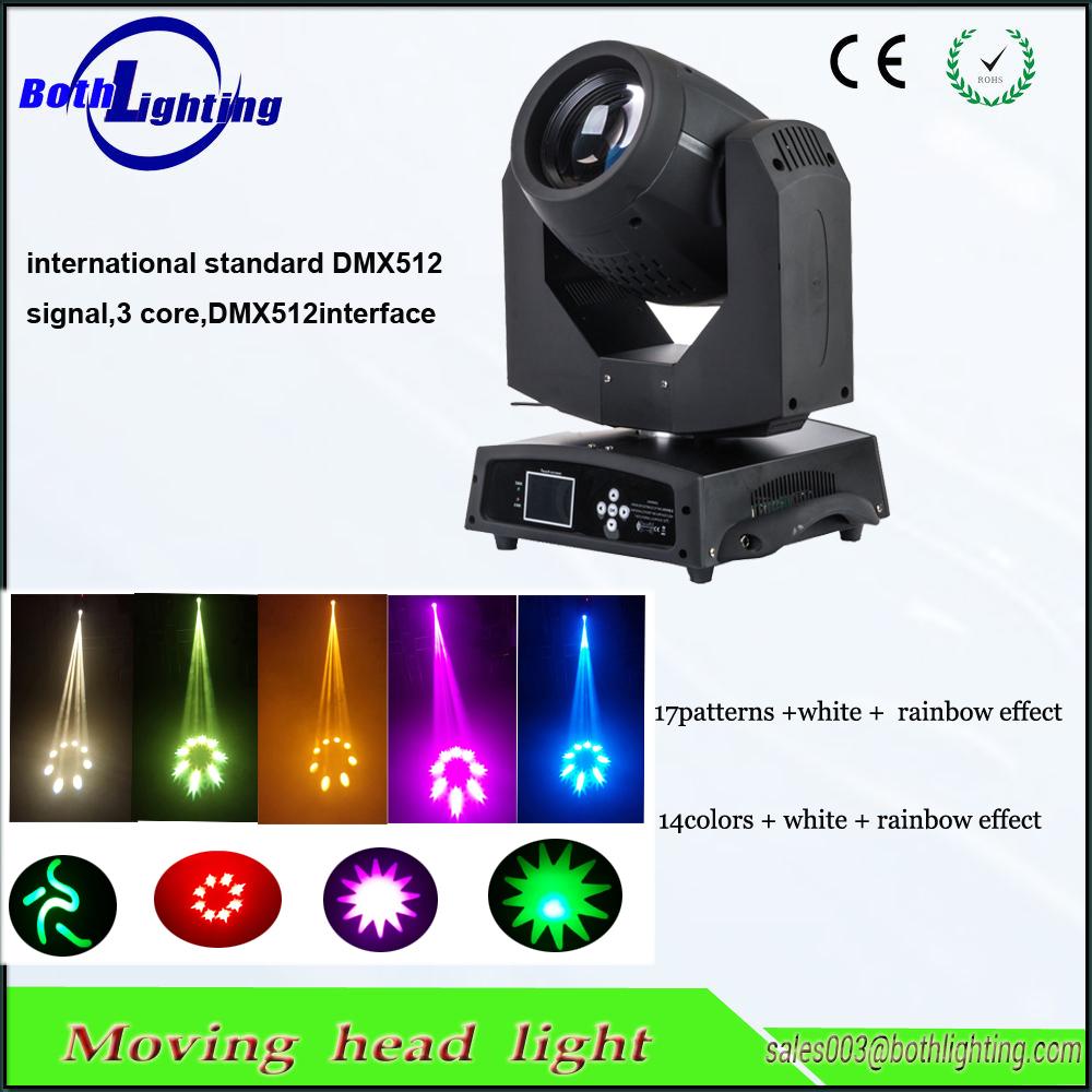 5R 200W Sharpy Beam Moving Head Light