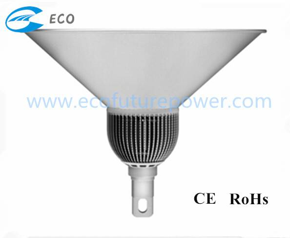 E40 50W 3years Meanwell driver LED High Bay Lamp For warehouse