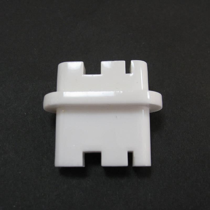 Glazed 95% alumina ceramic ignitor