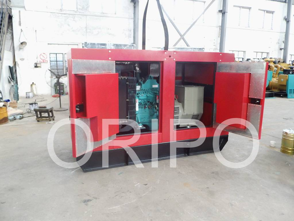30kw silent generator with high quaity and low price
