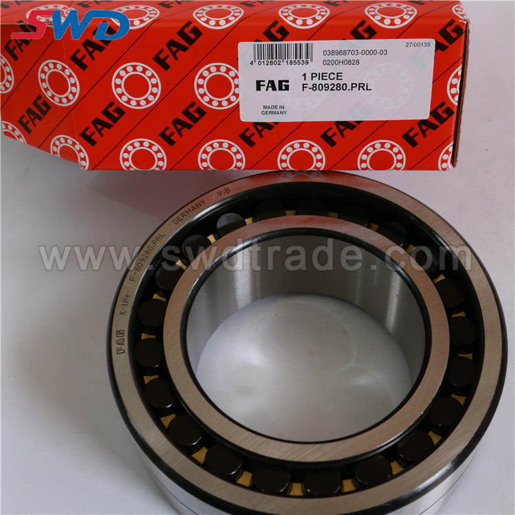 FAG Mixer Truck Bearing F-809280.PRL with Dimension 10016552/65 mm