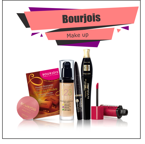 Bourjois Professional Make-up Cosmetics