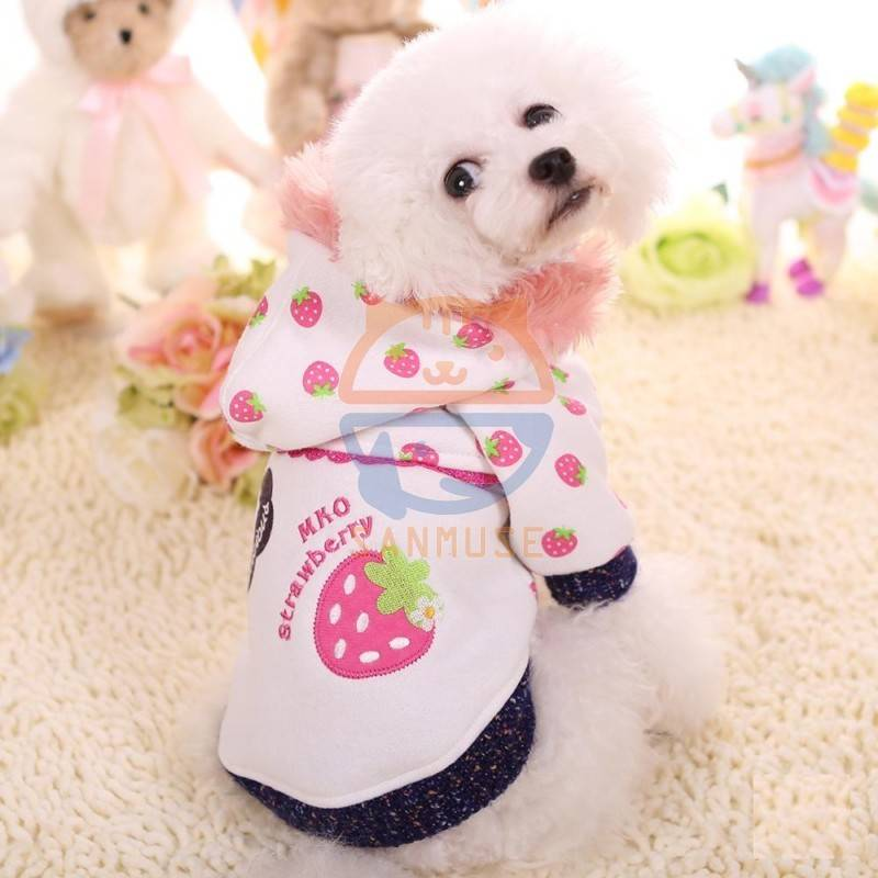 2016 Pet winter&autumn clothes,dog clothes 17