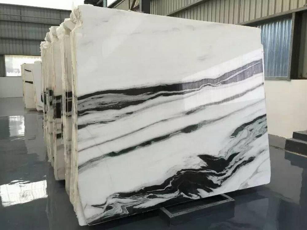 Pangda White Marble