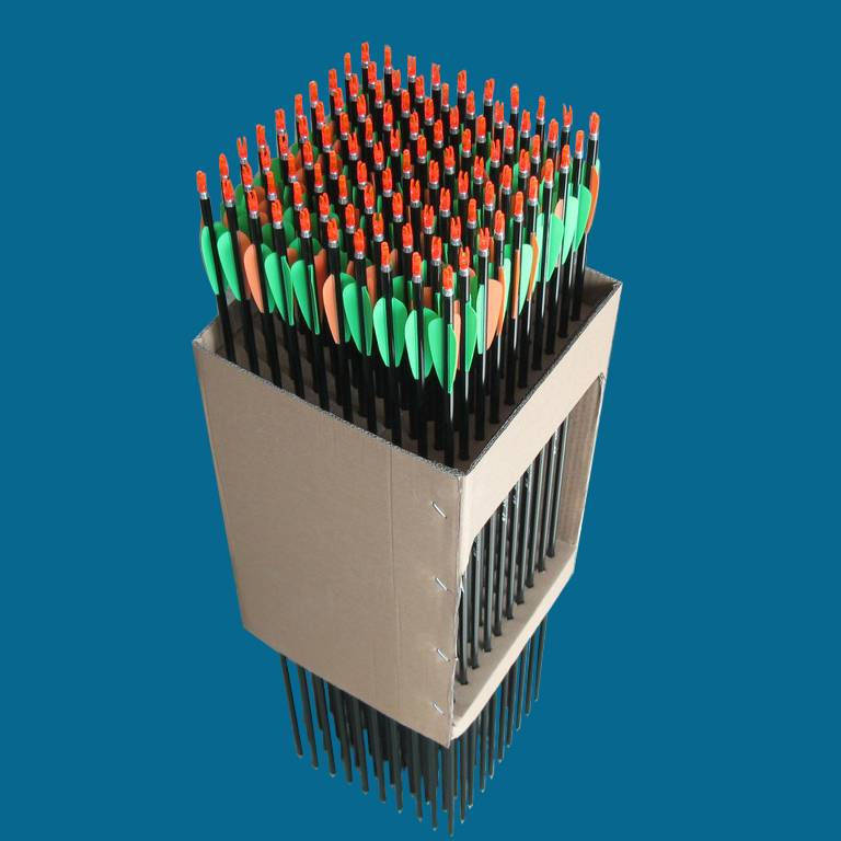Customized aluminium wholesale arrows for shooting