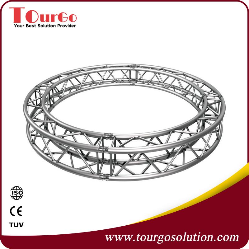 Aluminum Revolving Circle Truss Round Truss Diameter 7.0m