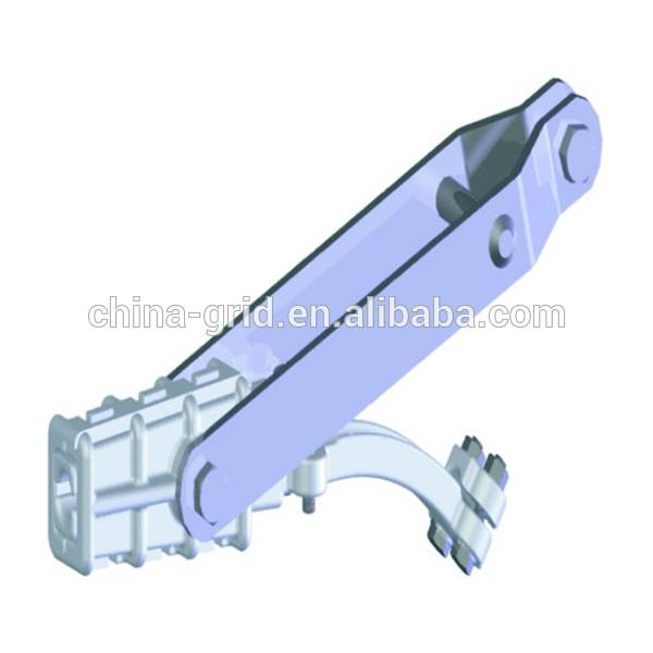 NEL Series Type Aluminum Alloy Strain Clamp for Connecting ACSR