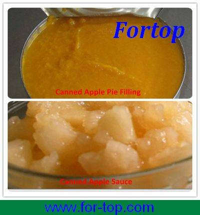 Canned Apple Sauce