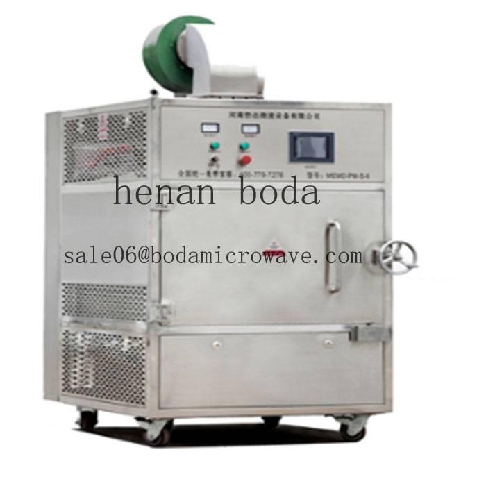 batch type laboratory microwave oven
