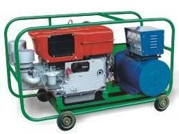 GF1     Series Single-Phase  Diesel Generating Sets