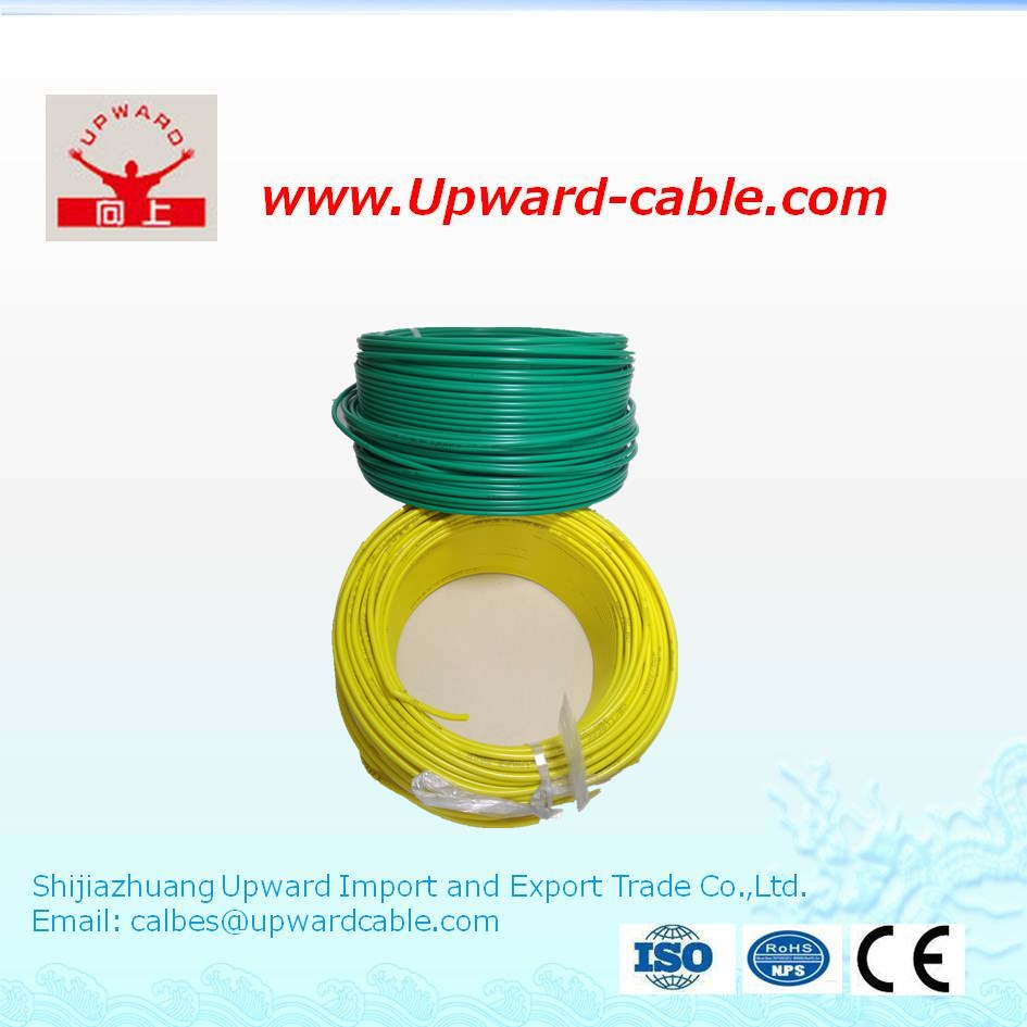 UL1015 Copper Conductor PVC Electric Wires